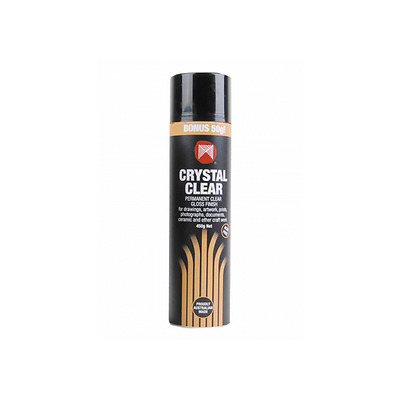 NEW Micador Crystal Clear Spray Varnish