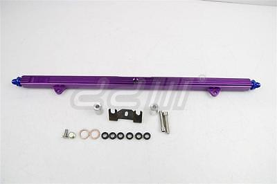 Aluminium Injector Fuel Rail For Nissan Skyline R32 R33 R34 BNR32 BNR34 RB26DET