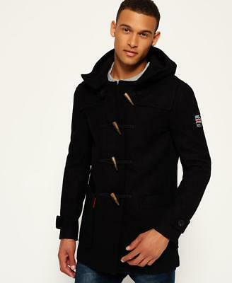 New Superdry Rookie Duffle Coat