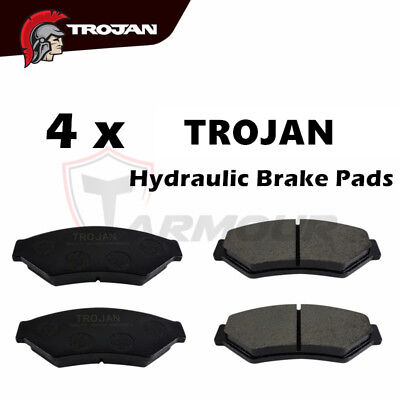 Trojan Trailer Hydraulic Caliper Disc Brake Pads For Caravan Trailer Boat Parts