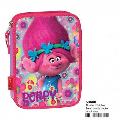 Trolls Poppy Plumier Doble