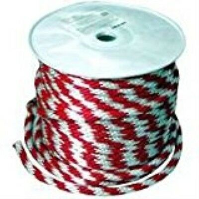 WELLINGTON CORDAGE 46411 5/8-Inch X 200-Feet Red Derby Rope