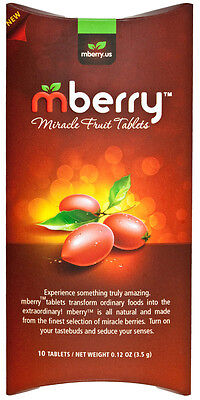 mberry Miracle Berry Tablets
