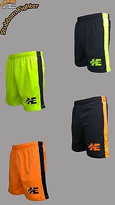 "SHORTS Hi ViZ SPORTS CASUAL ""hE"" ADULT MEN FOOTBALL GYM TRAINING RUNNING SHORTS"