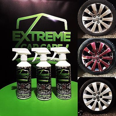 Extreme Car Care Mutant Wheel Cleaner Iron Contaminant Fallout Remover 100% Pure
