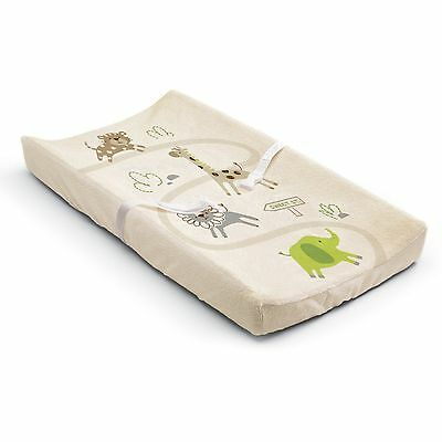 NEW Summer Infant Ultra Plush Changing Pad Cover Comfort and Warmth for Baby