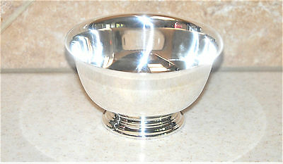 International Sterling Silver - Paul Revere Reproduction Bowl D329 - NO MONOGRAM