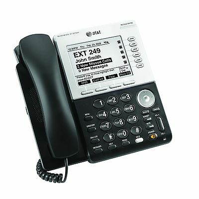 AT&T Synapse SB67031-SB67030 Business Phone with DECT 6.0 and Large Display New