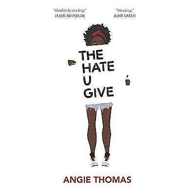 The Hate U Give (Hardcover)