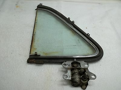 1939-40 Buick Vent Window Assembly Left