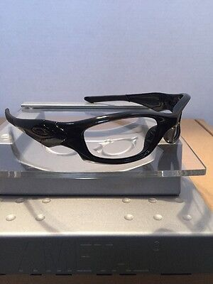 ~~Oakley Straight Jacket Polished Frame Gunmetal Icons Fast Free S/H~~