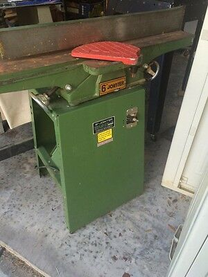 Central Machinery Jointer Hp