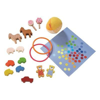 Haba Little Friends Play Set Favorite Toys Dollhouse Accessories
