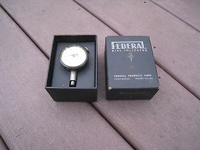 Federal B21 Precision Dial Test Indicator
