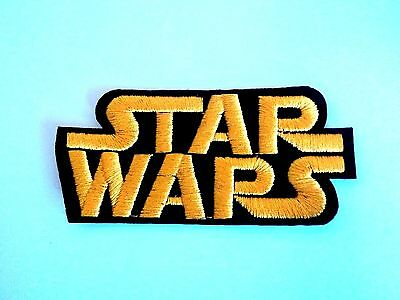 1x Star Wars Patch Embroidered Cloth Patches Applique Badge Iron Sew On