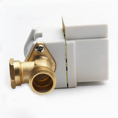 """Professional 1/2"""" Electric Solenoid Valve For Water Air Normal Close N/C 12V DC"""