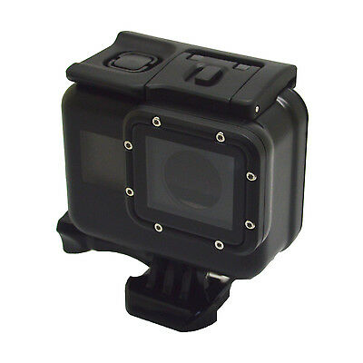 For Camera Gopro Hero 5 Waterproof 60m Diving Housing Protector Black Case Cover