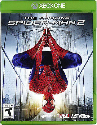 The Amazing Spider-man 2 Xbox One Brand New *DISPATCHED FROM BRISBANE*