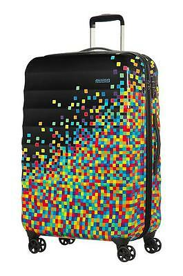 TROLLEY American Tourister palm valley spinner 77/28 pixelblack 02G*09003