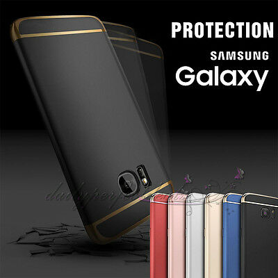 Ultra Slim Protective Hard Shockproof Case Cover For Samsung Galaxy S7 Edge S8+