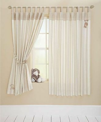 Mamas & Papas Once Upon A Time Tab Top Curtains