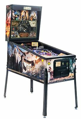The Hobbit Pinball Machine BLACK ARROW Limited Edition  NEW IN BOX : MR PINBALL