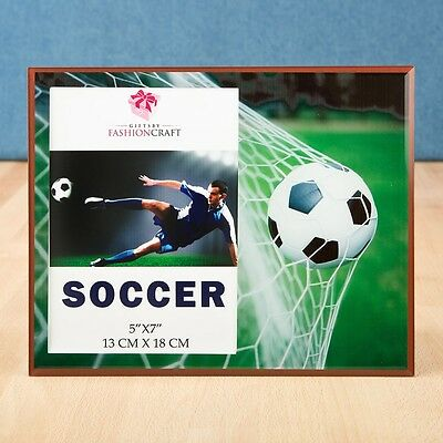 Fabulous Soccer themed Frame 5 x 7 from Gifts By PartyFairyBox - Gift Favors