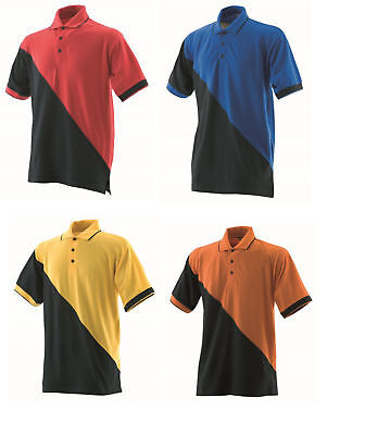 FINDEN /& HALES  MENS RACING  POLO T-SHIRT S-XXL  LV328 SPORTS TOP SHORT SLEEVED