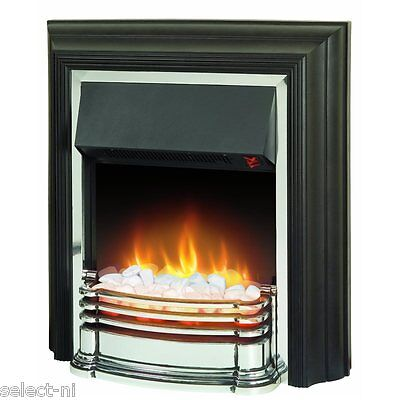 Dimplex Detroit 2kw Freestanding Optiflame Electric Fire With Optiflame