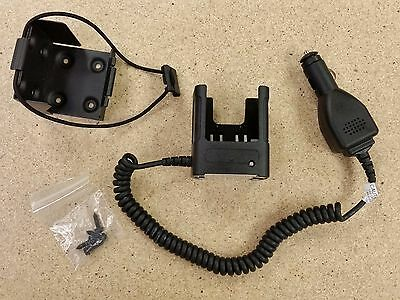 Motorola Automobile Charger With Mounting Bracket And Hardware RLN4886A