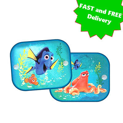 Disney New Finding Dory Car Windows Sunshades Visor Kids Baby Girl Boy Children