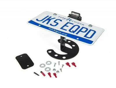 JKS - Spare Tire License Plate Mount - Jeep JK/TJ/YJ (8211)