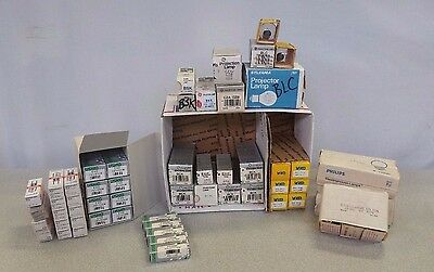 New! LOT of 76! Projection Lamp Projector Bulb HLX, EVD, BMG, BCK, EHJ, BSK, CZA