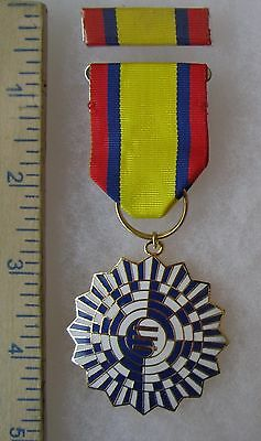 ORDER of SUBLIME COMMENCEMENT, Post WW2 Vintage TAIWAN ROC CHINA AIR FORCE MEDAL
