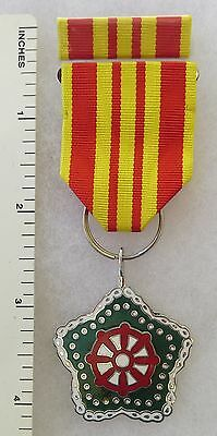 Post WW2 Vintage TAIWAN ROC REPUBLIC of CHINA NAVAL DISTINGUISHED SERVICE MEDAL