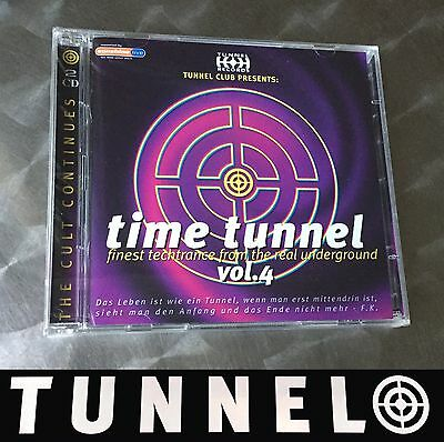 Time Tunnel Vol. 4 - Tunnel 2Cd Compiler
