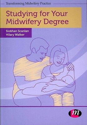 Studying for Your Midwifery Degree by Hilary Walker Paperback Book (English)