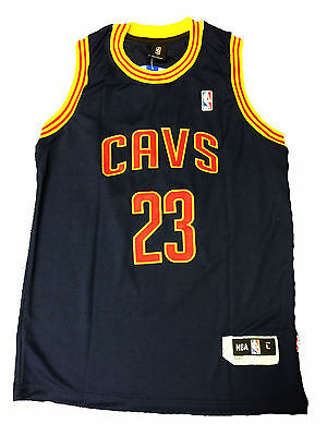 Cleveland Cavaliers NBA Basketball Jersey Cavs Lebron James 23