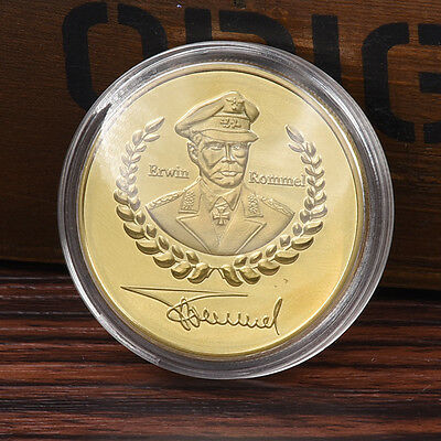 Rommel commemorative Coin