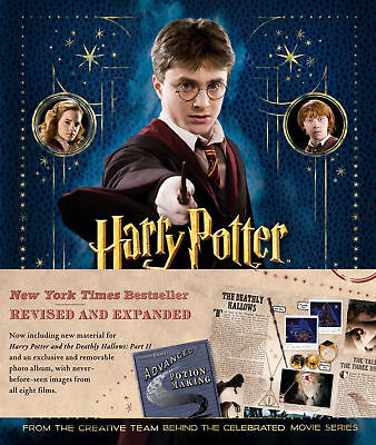 Warner Bros - Harry Potter Film Wizardry (Revised and expanded) (Hardback)