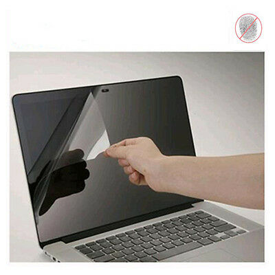 Anti-Glare Matte Front Screen Skin Protector Film Guard for Macbook Air Pro Type