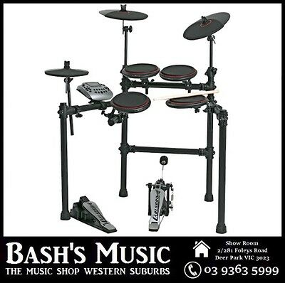 Carlsbro CSD180 Compact Electronic Drum Kit Great For Beginners