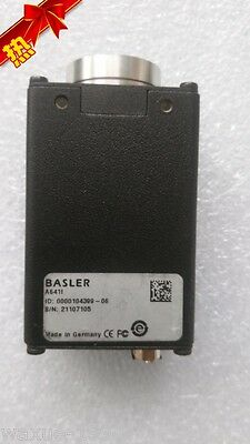 1pcs Used BASLER A641f industrial CCD camera tested