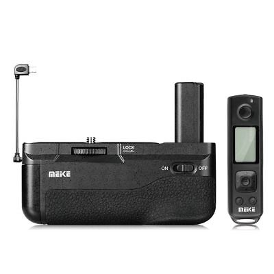 Meike MK-A6500 Pro Battery Grip Built-in 2.4Ghz with Rremote For Sony A6500