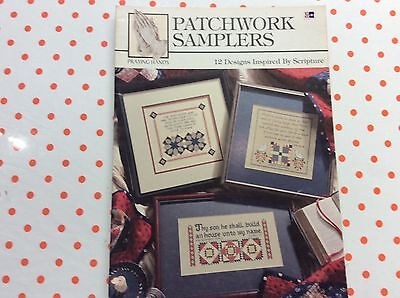 "Cross Stitch Patterns   ""patchwork Samplers 12 Designs Inspired By Scripture"""