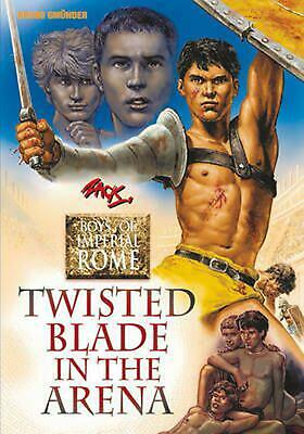 Twisted Blade in the Arena: Boys of Imperial Rome 4 by Zack (English) Paperback