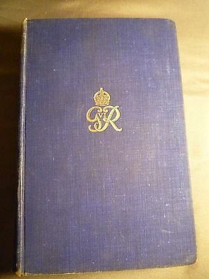 Holy Bible 1937 Coronation King George Queen Elizabeth Vgc For Age