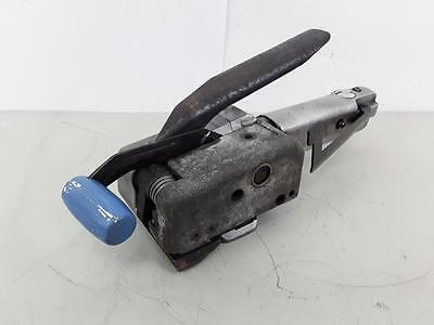 Signode VXM Air Pneumatic Tension Weld Banding or Strapping Tool