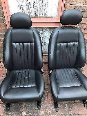 VY VZ commodore ss s calais sedan leather front and rear seats door trims