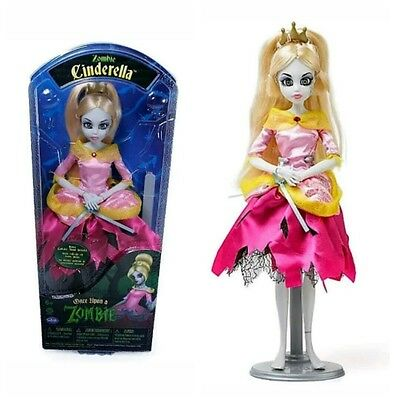 Once Upon A Zombie- Zombie Cinderella Doll - Collectors Item - Brand New